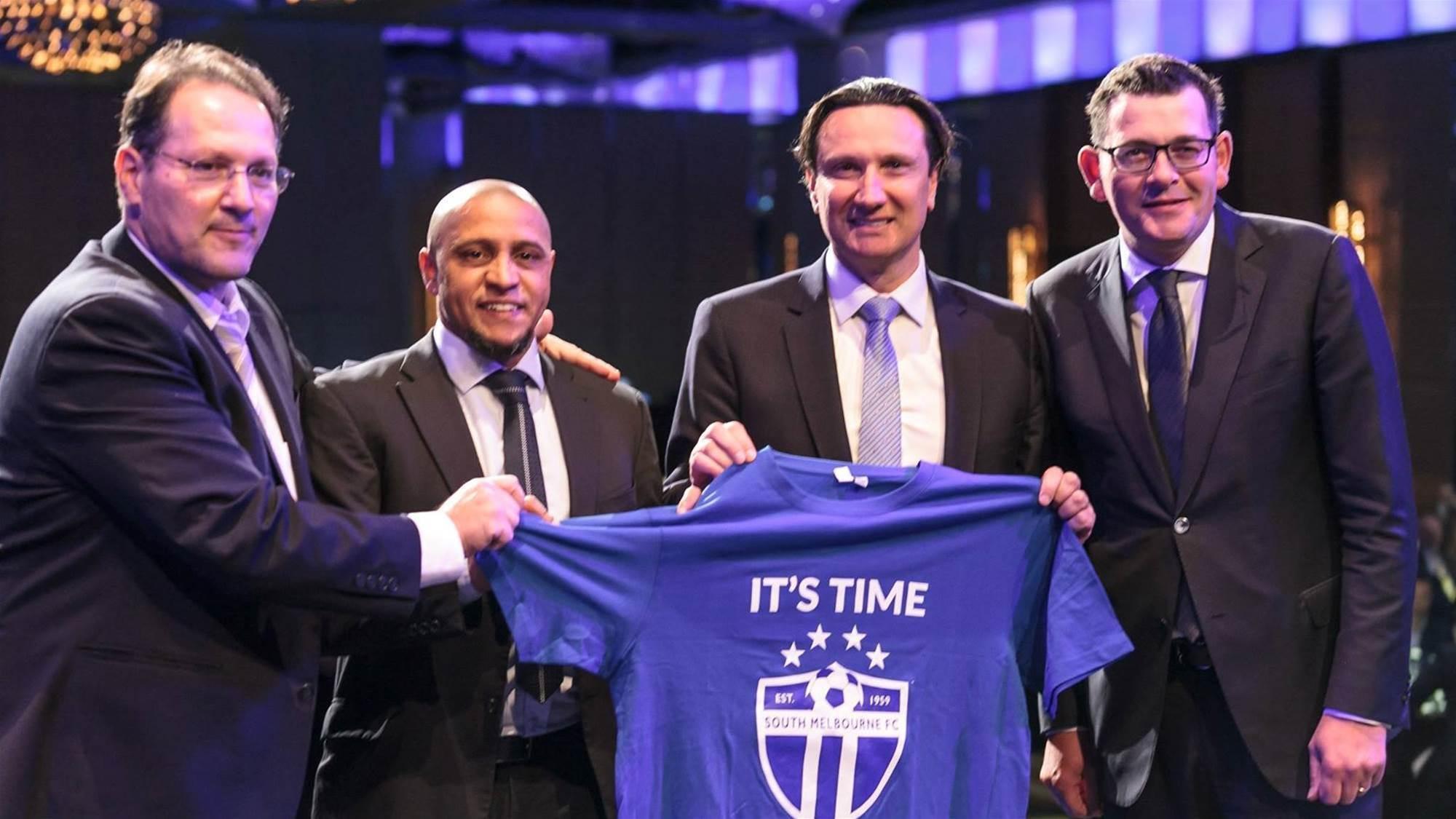 Wage scandal won't derail South's A-League bid