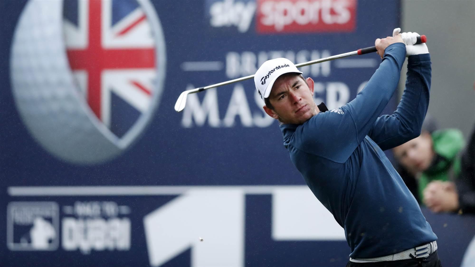 Lucas Herbert posts another top-10 in Europe