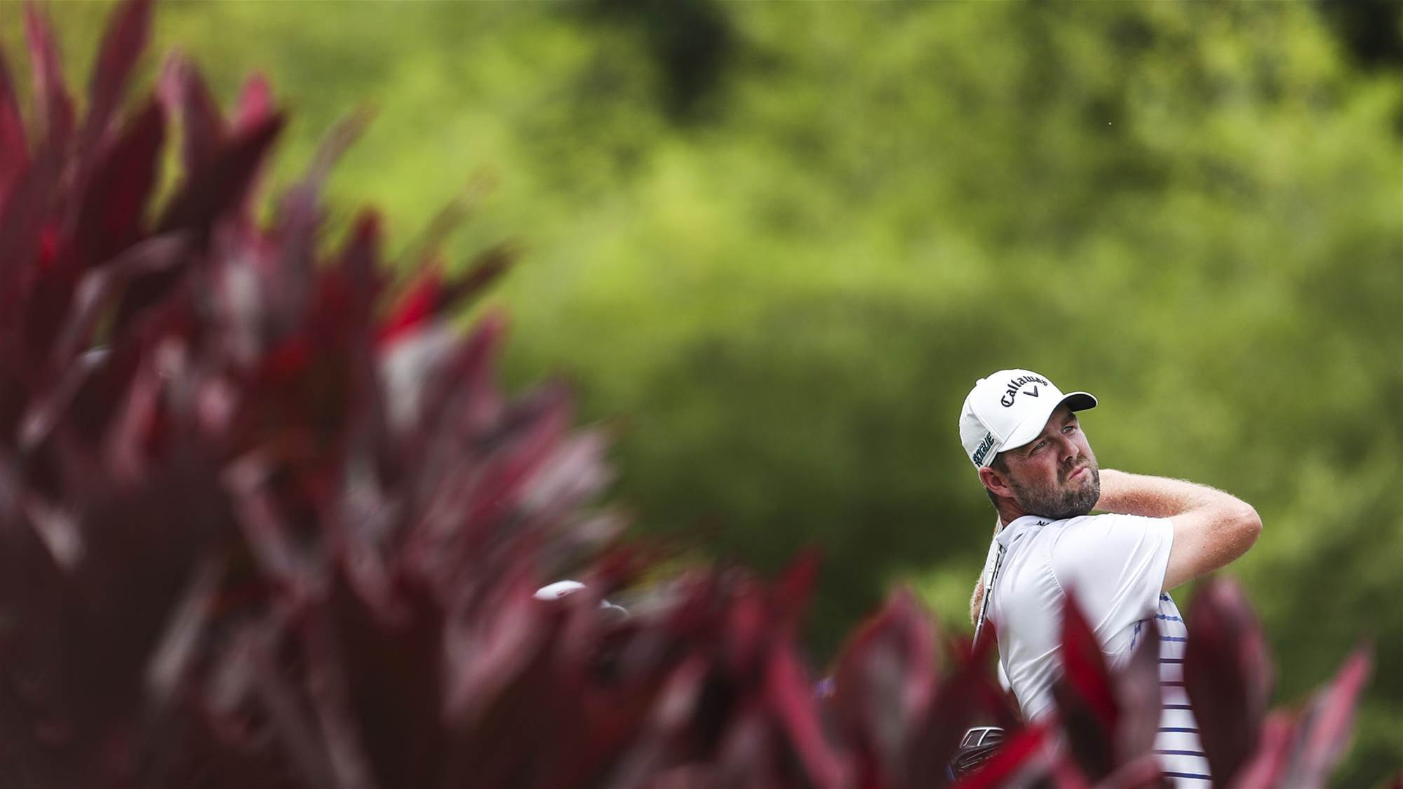'I don't care about fame or fortune': Marc Leishman