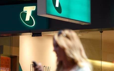 Telstra blames govt policy, NBN for financial strife