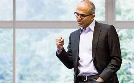 Microsoft boss Satya Nadella brings home US$25.8m salary