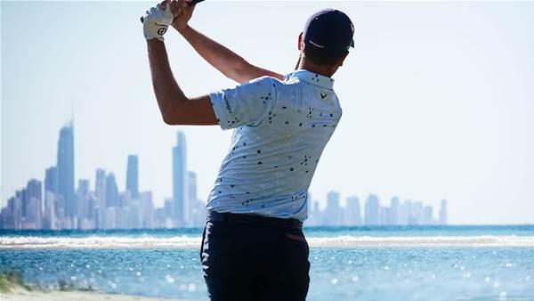Beach fan zone announced for Aus PGA