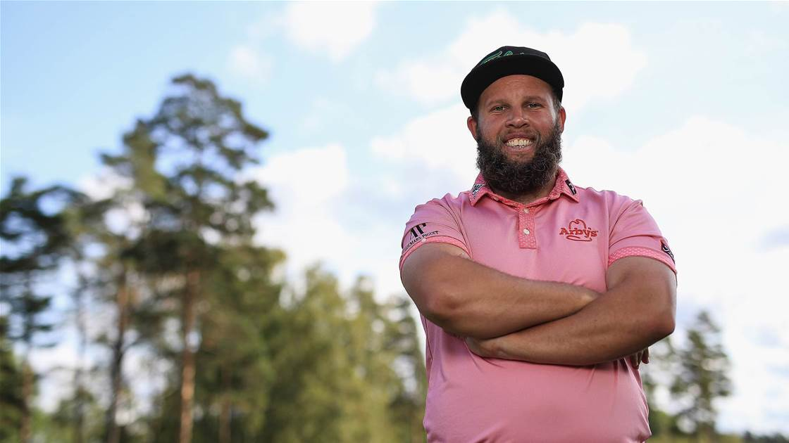 Lean Beef committed to golf and fun