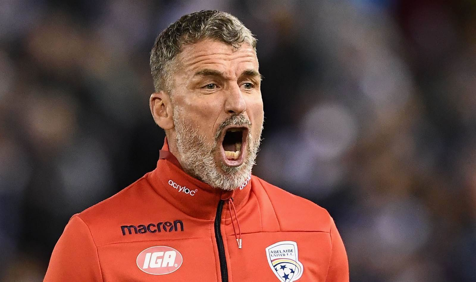 Marco Kurz not sizing up Sydney for cup final yet