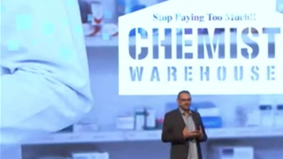 Chemist Warehouse may put thousands of sensors in stores