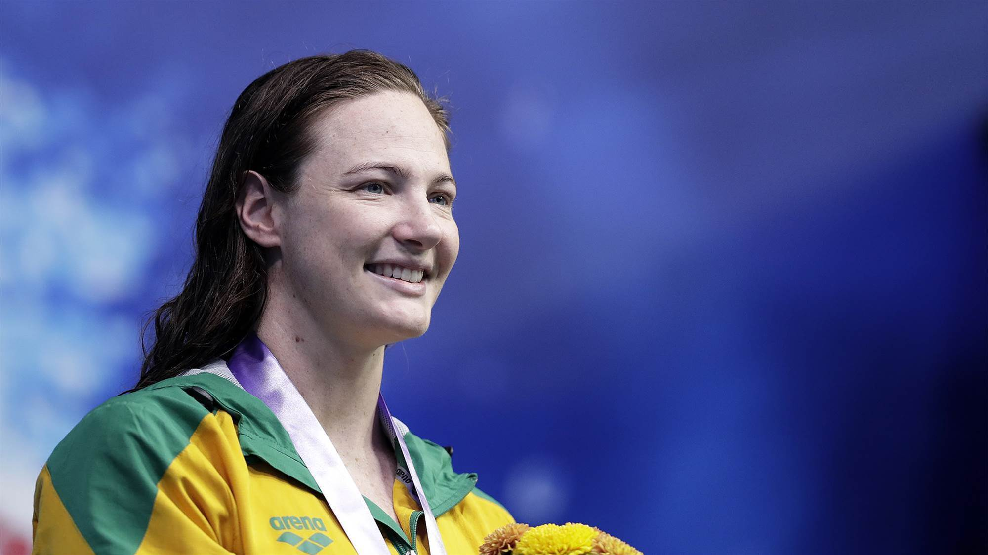 Comeback queen crowned Sports Woman of the Year