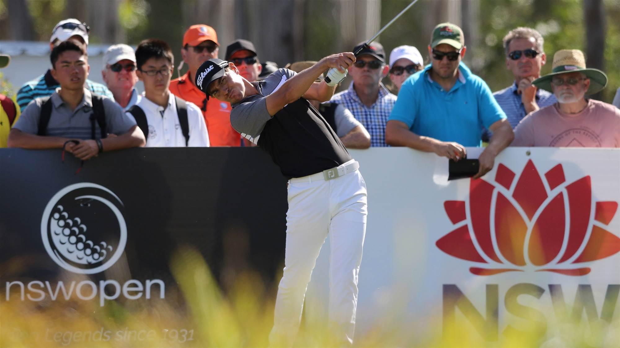 Scrivener set to defend NSW Open