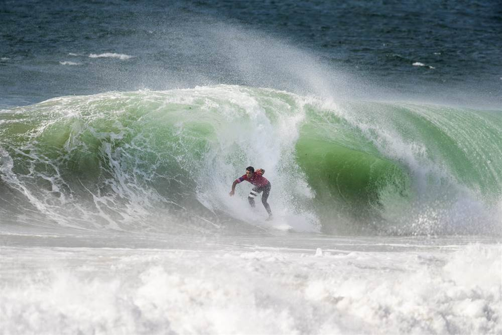 Boom or Bust at the Meo Rip Curl Pro Portugal !