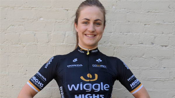 Brown Signs with Mitchelton-Scott