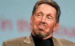 Oracle's Larry Ellison takes another dig at Amazon over security