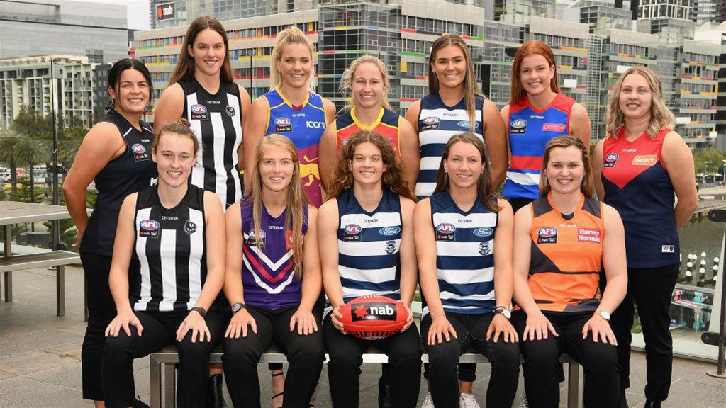 AFLW's paths to success