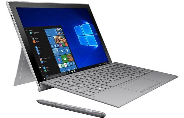 First look: Samsung Galaxy Book 2