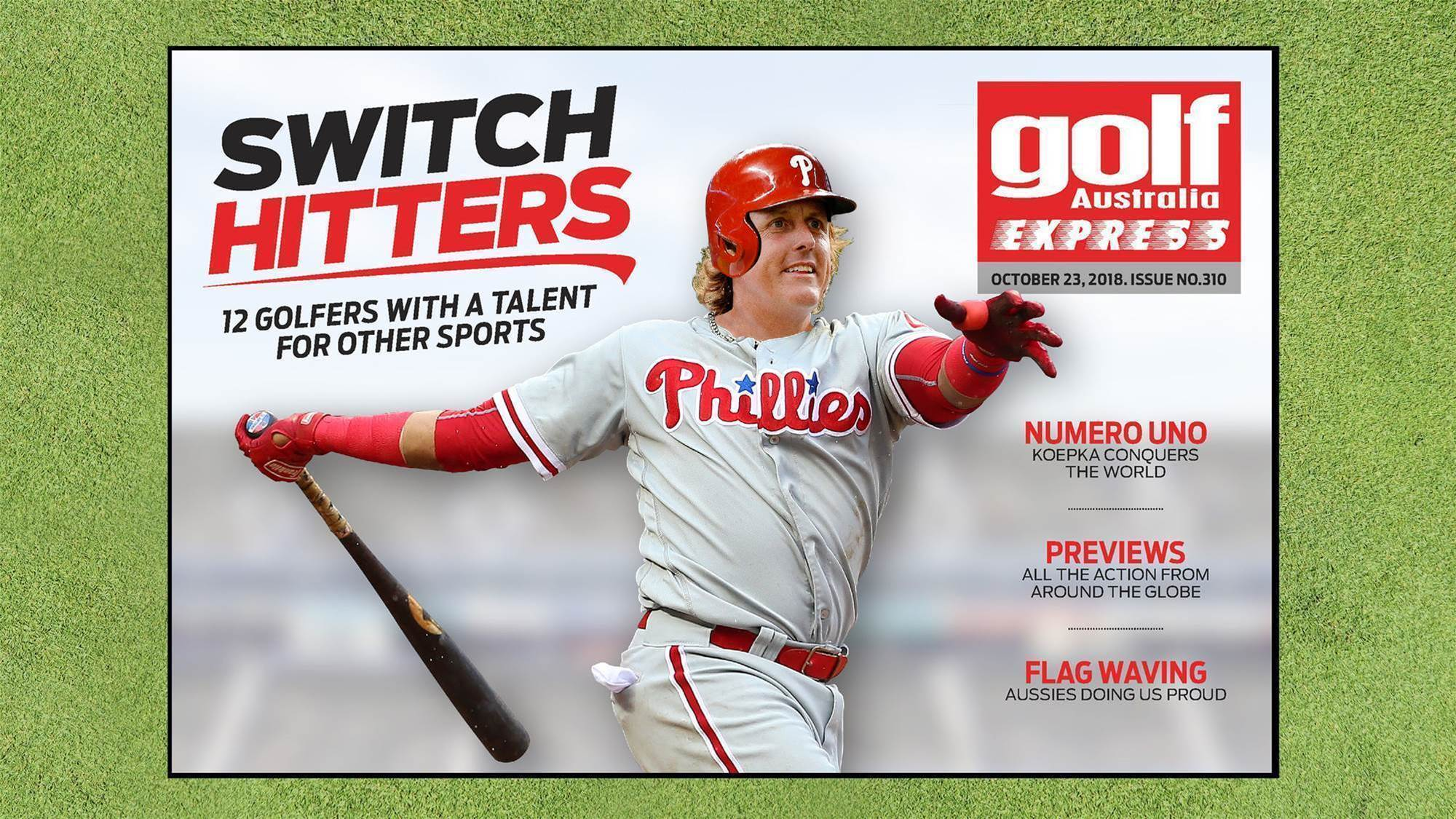 GA Express #310: Switch Hitters