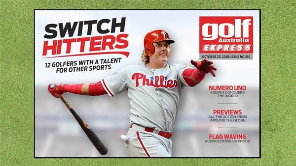 GA Express #310: Switch Hitters