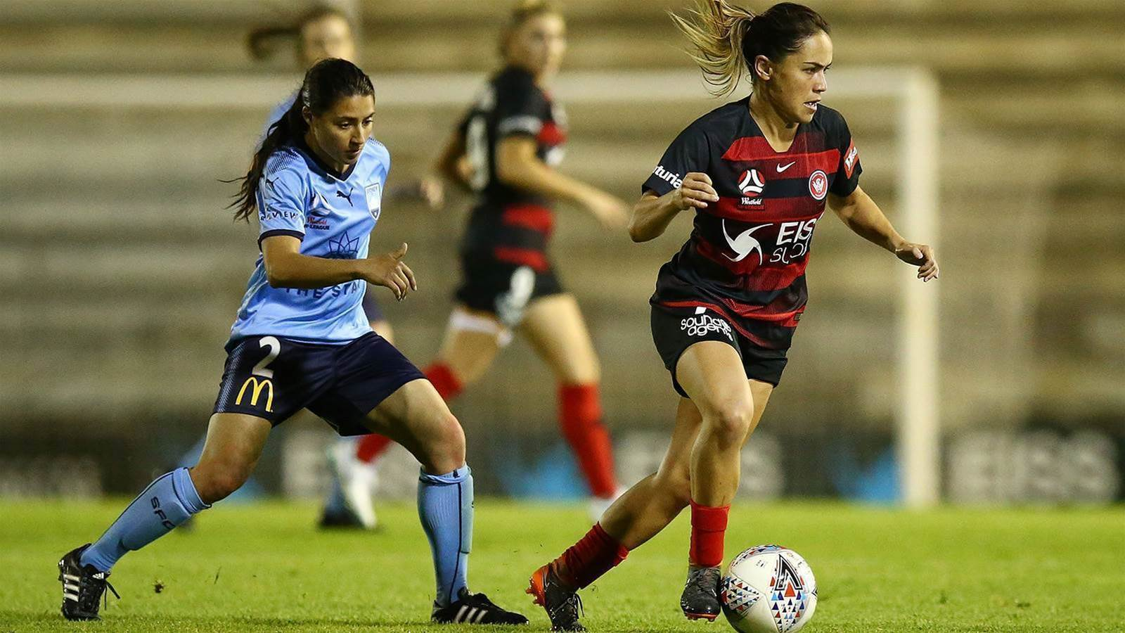 Sydney FC topple new-look WSW