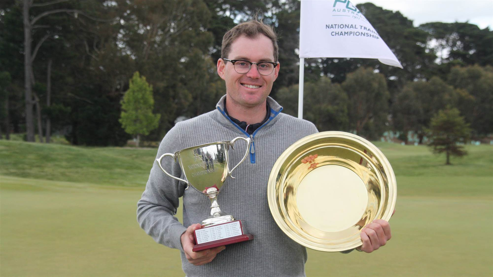 Stowe captures the National Futures Championship