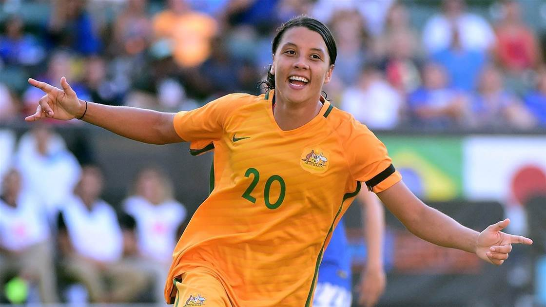 FFA launch 2023 Women's World Cup bid