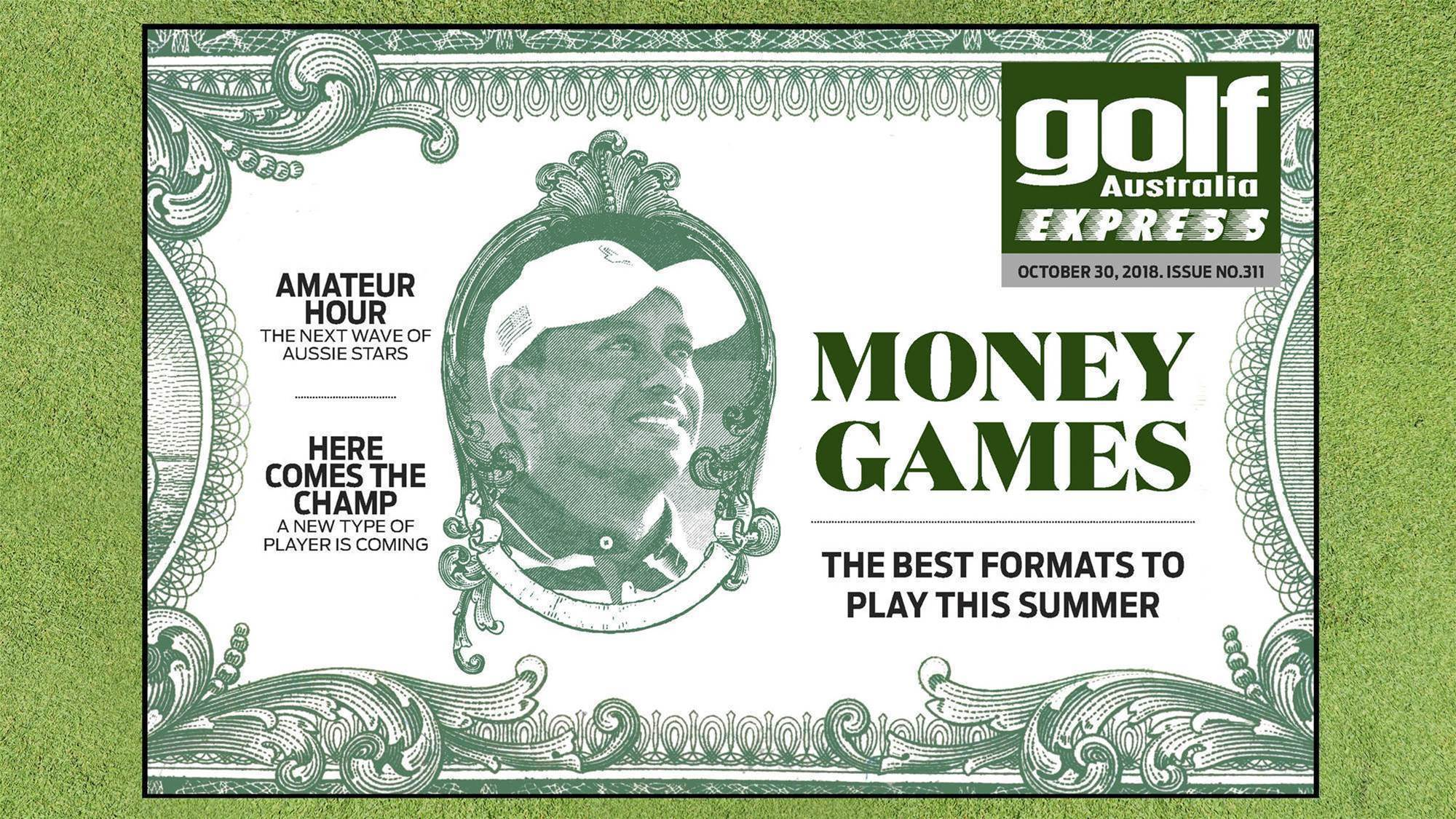 GA Express 311: Money Games