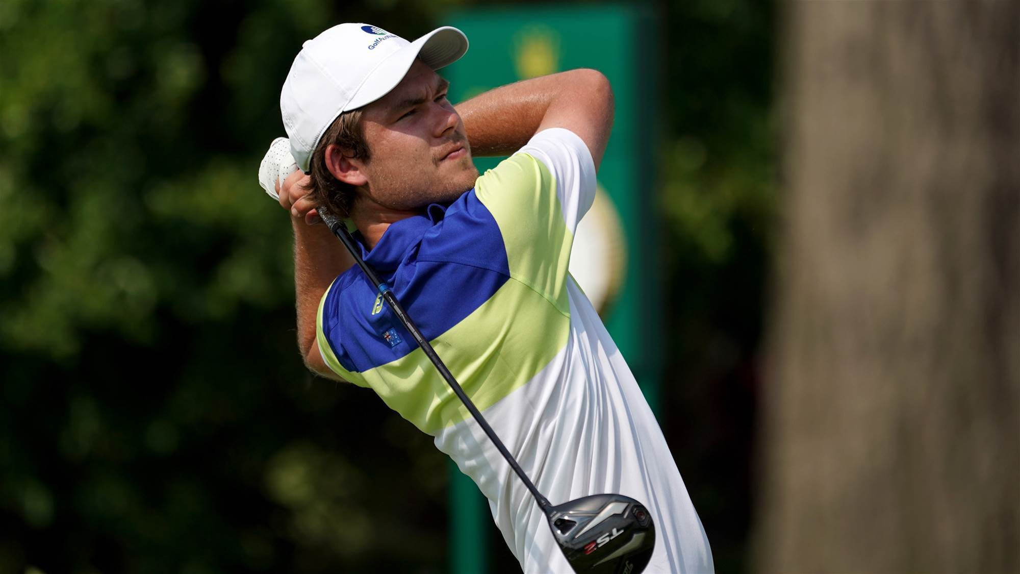 Murray calm in pursuit of golfing history