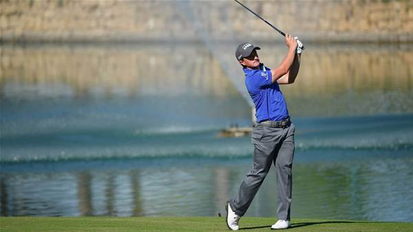 Dunne holds early lead over Rose in Turkey
