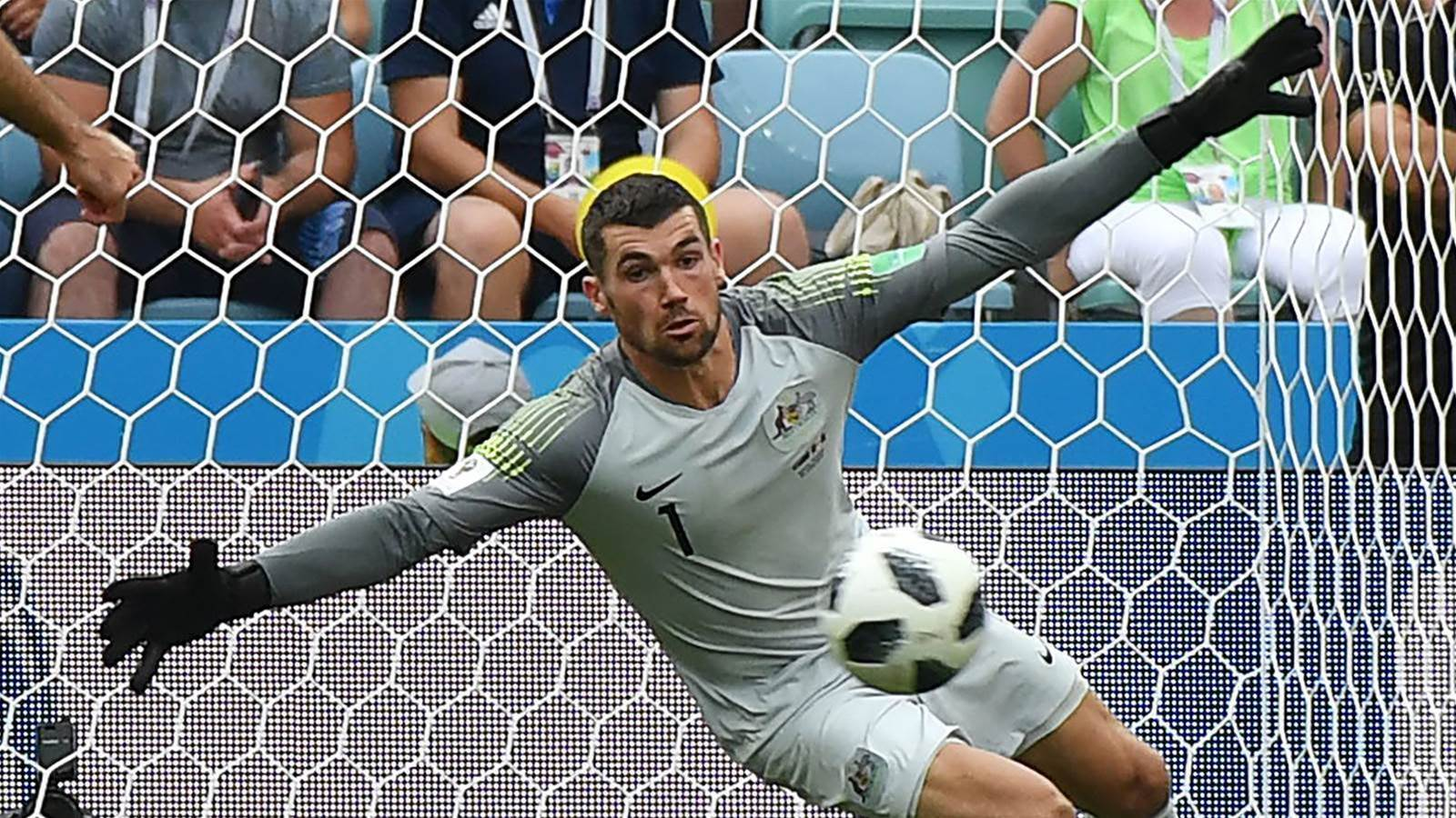 Mat Ryan linked with Manchester United