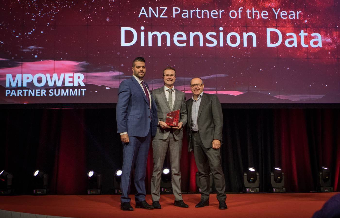 Dimension Data Australia wins McAfee's partner of the year again