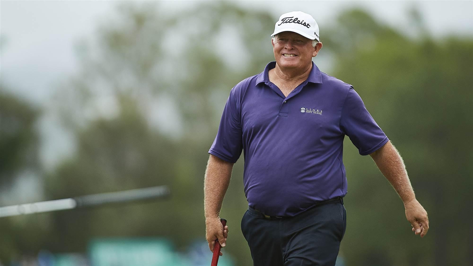Aussie legends return for summer of golf