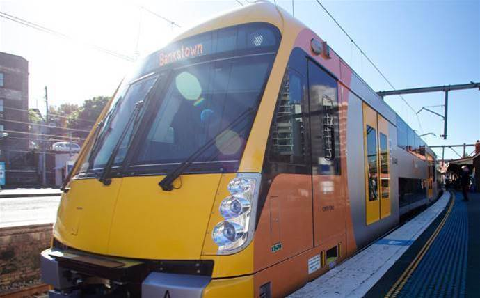 Credit cards become tap-and-go tickets for NSW trains