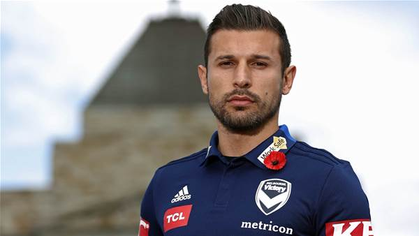 Kosta reveals his new role...