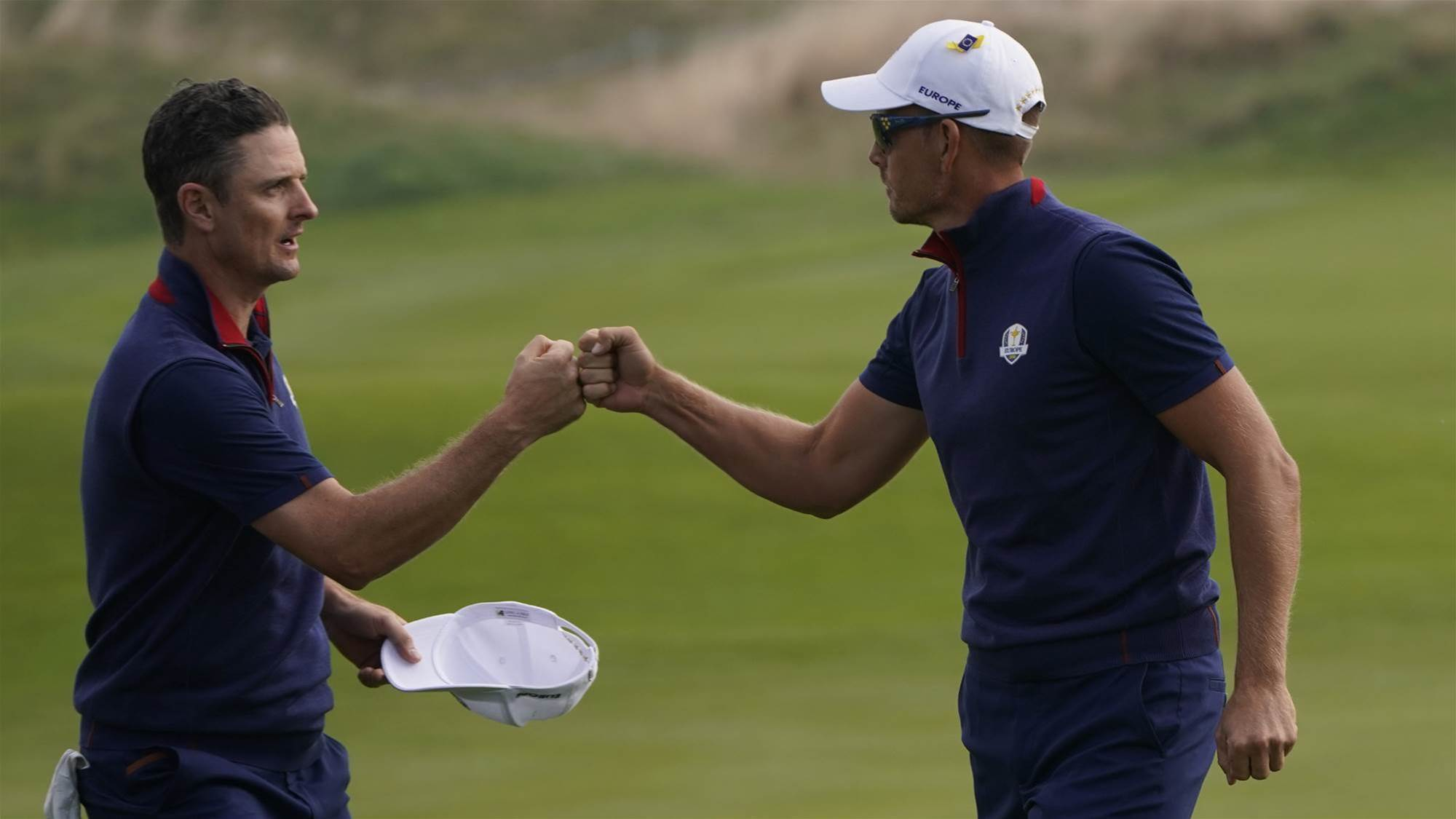 Stenson to reunite with Rose at Indonesian Masters