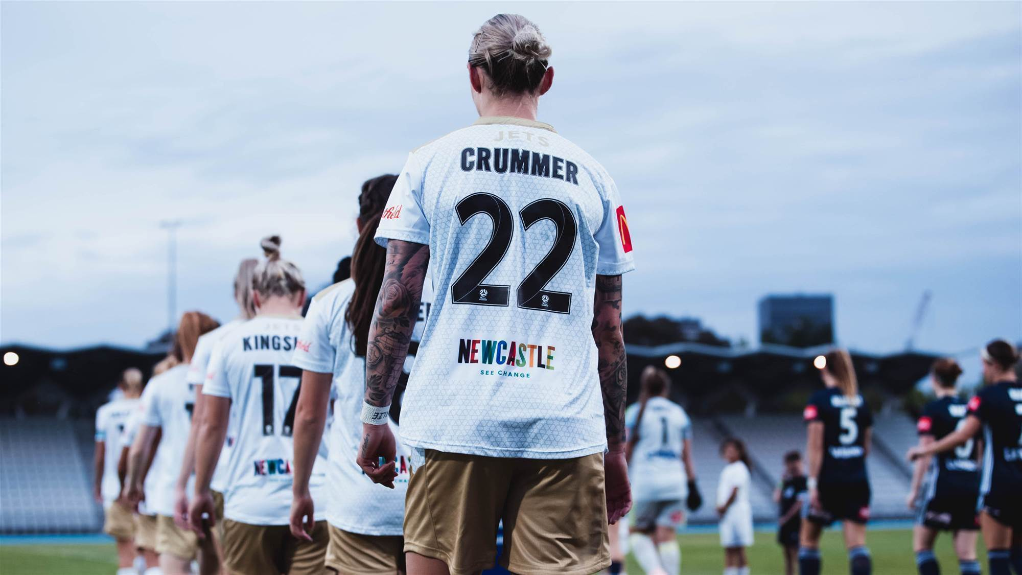 Crummer to miss Canberra match