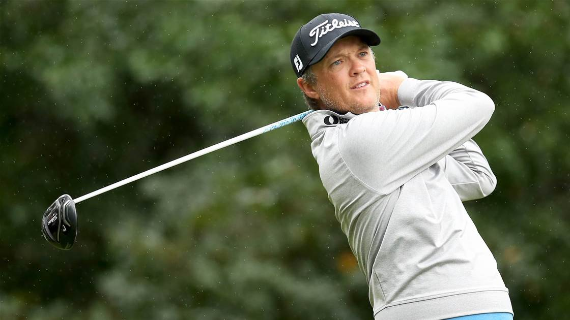 PGA Tour: Matt Jones one back in Mexico