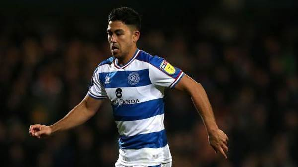 Luongo taps home in QPR win