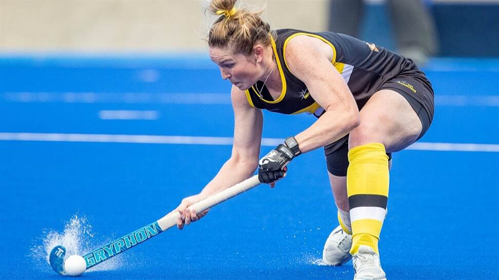 Squibb makes Hockeyroos