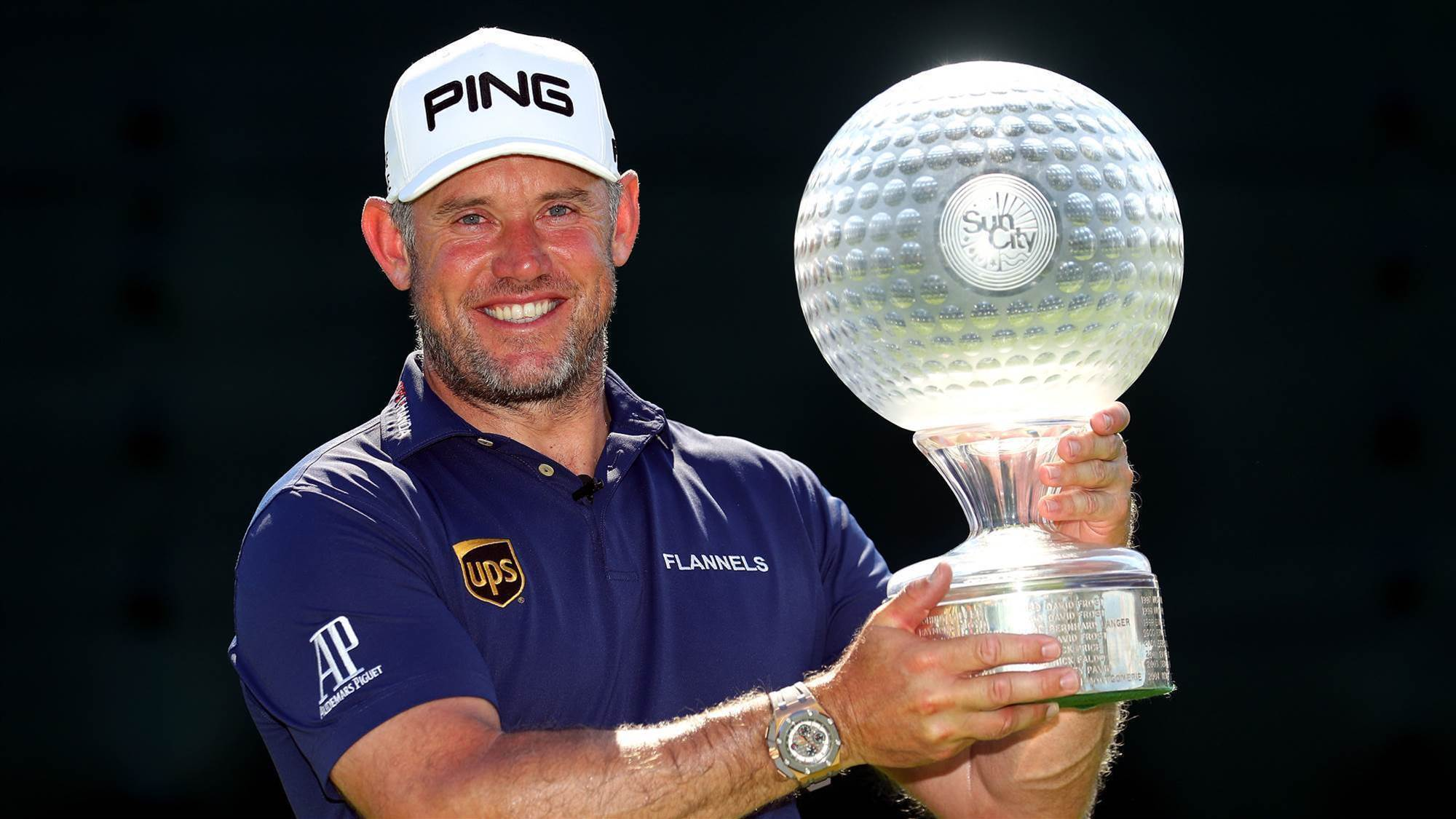 Emotional Westwood seals Sun City victory