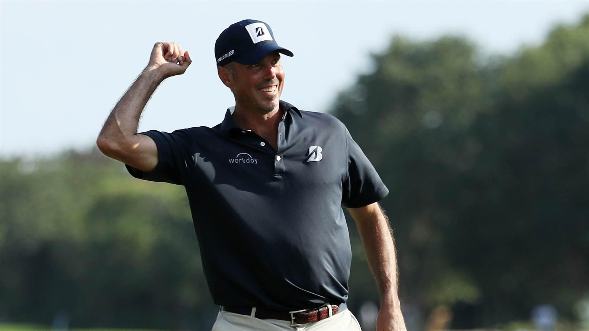 PGA Tour: Kuchar ends four-year winless drought
