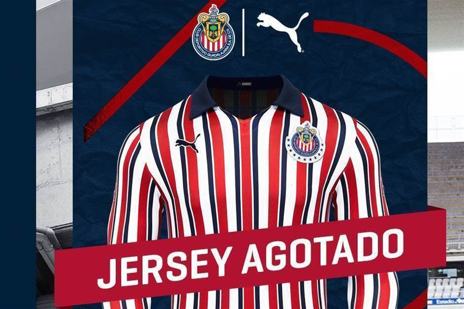 Puma release Chivas 2018 Club World Cup kit