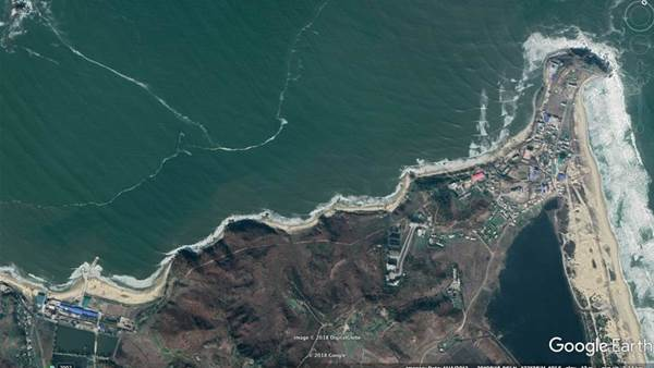 Kim Jong-Un and the North Korean Point Breaks