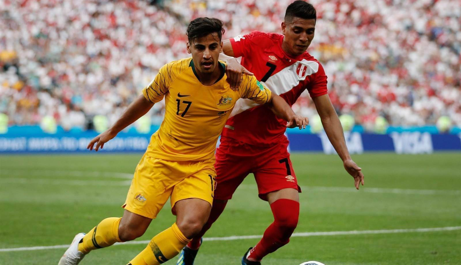 Sports science guru: Arzani can come back stronger