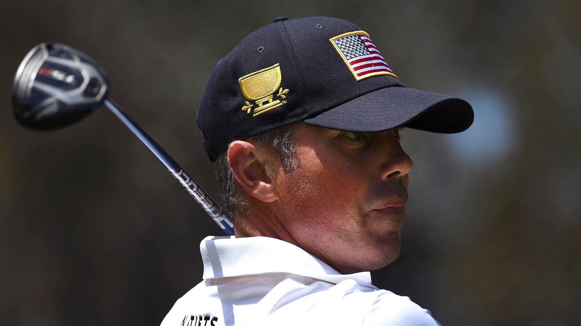 Confident Kuchar primed for World Cup