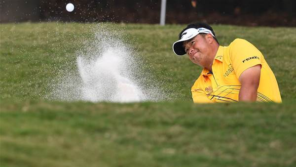 Kiradech and Prom seek Cup glory