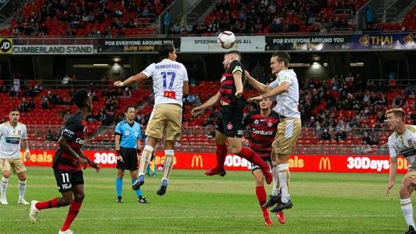 Player ratings: Western Sydney Wanderers v Newcastle Jets