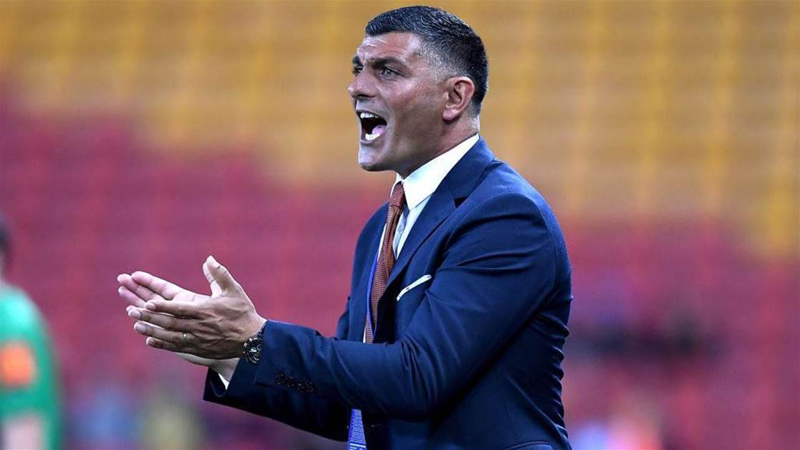 Aloisi calls on A-League to can the cap!