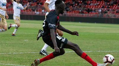 Majok talent: Babbel applauds 'dangerous' youngster