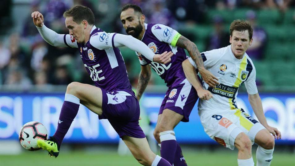 Player ratings: Perth Glory v Central Coast Mariners