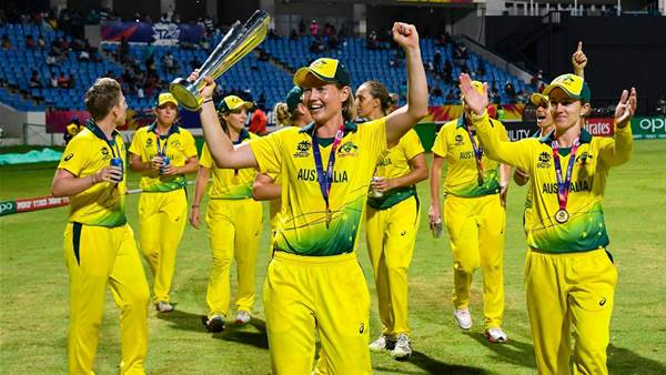 Re-live Australia's World T20 Final win