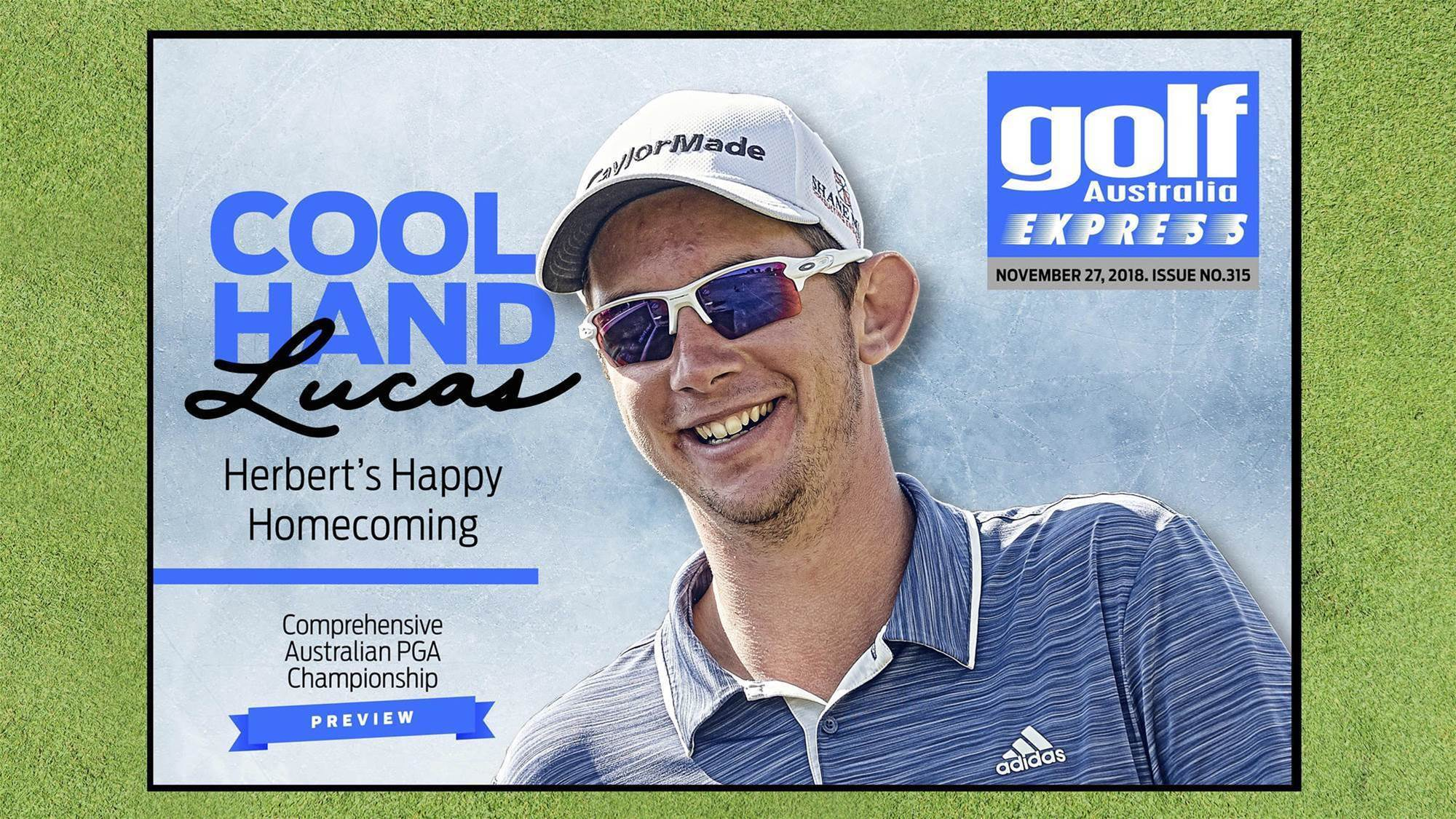 GA Express 314: Aussie PGA Championship preview