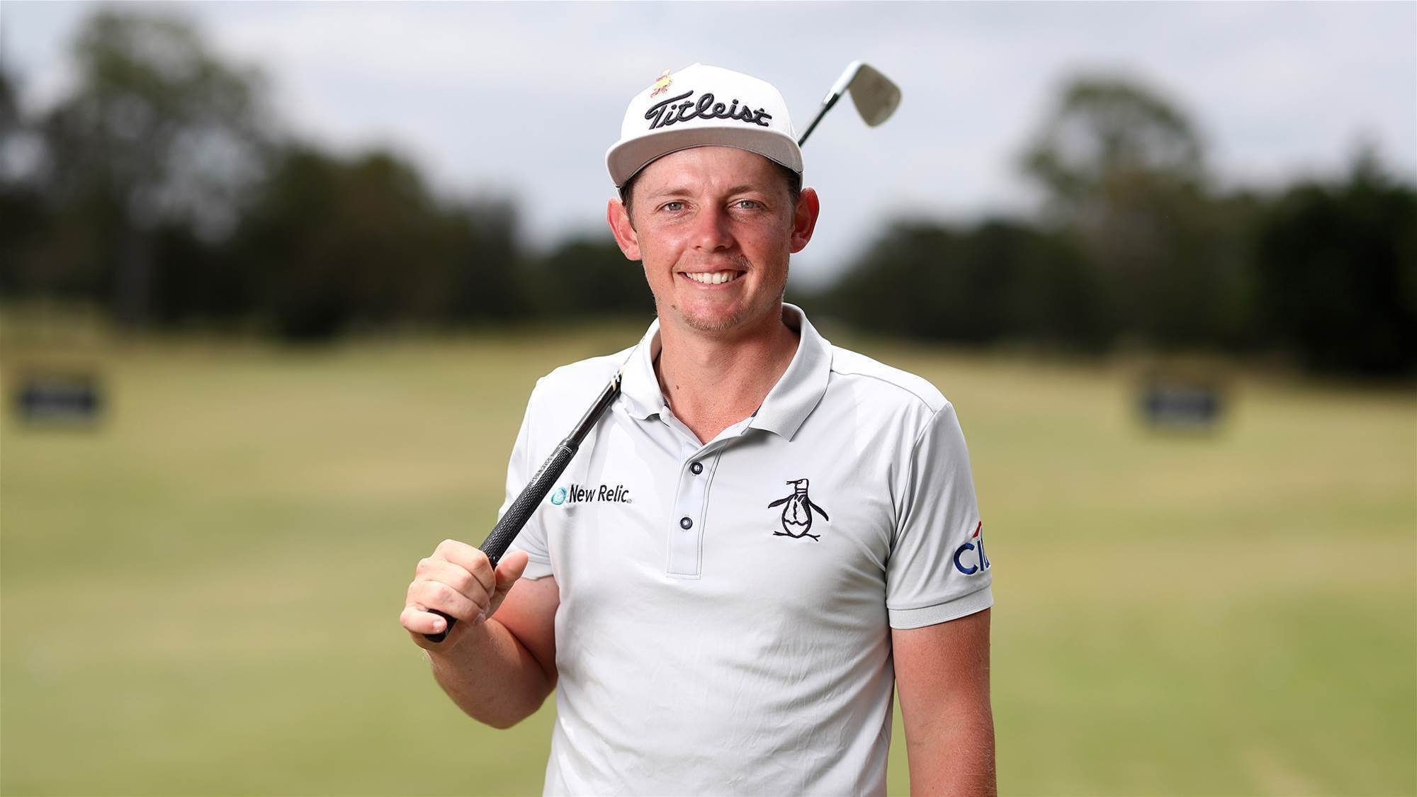 Smith set to defend Australian PGA