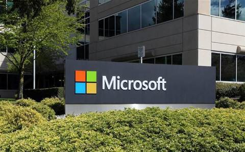 Microsoft's market cap catches up with Apple