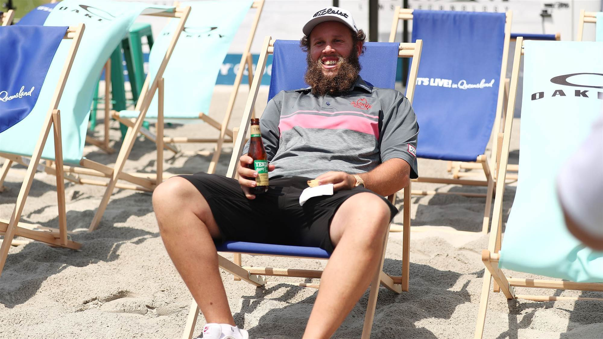 Getting better is all beaches and beer for Beef